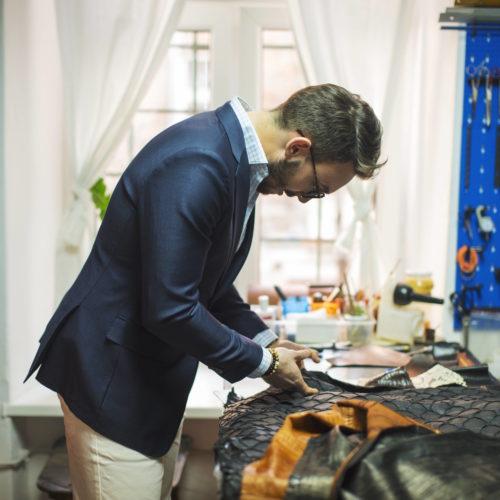 Malton & Kielman Bespoke Leather Bags and Accessories