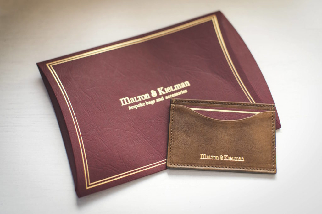 Malton & Kielman Bespoke Leather Bags and Accessories